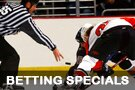 Sports Betting Specials